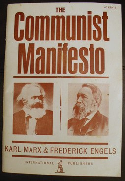 Communism and Marxism
