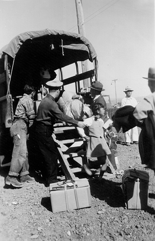 the necessity of japanese internment Lt general dewitt was in charge of the military evacuation of the japanese from the west coast he championed the doctrine of military necessity rather than.