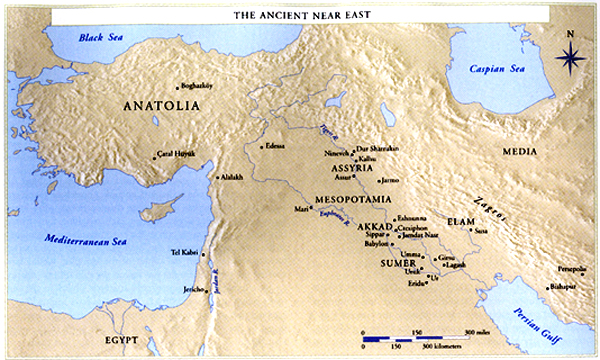 contrasting aegean and mesopotamian societies