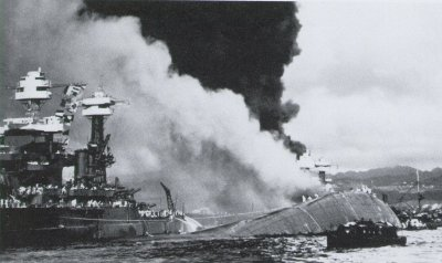 FDR provoked the Japanese attack on Pearl Harbor