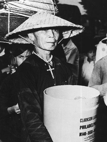 Vietnam Refugee
