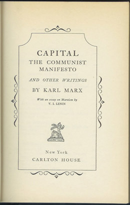 Capital The Communist Manifesto And Other Writings By Karl Marx  How To Write A Good Thesis Statement For An Essay also Essay On Health  Freelance Writing Services Uk