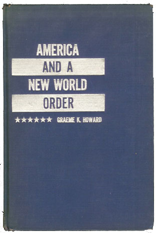 America and a New World Order